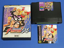 THE KING OF FIGHTERS 94 KOF SNK Neo Geo AES ROM Free Shipping