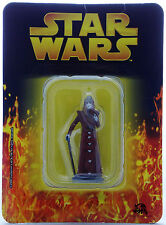 Figurine collection Atlas STAR WARS Tion MEDON Revanche des Sith Figure