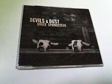 """BRUCE SPRINGSTEEN """"DEVILS & DUST"""" CD SINGLE 1 TRACKS"""