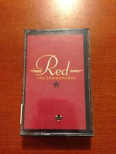 The Communards-Red-Cassette-*Sealed*-MCA-MCAC 42106