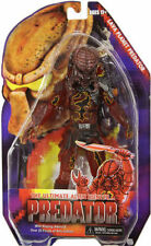 NECA The Ultimate Alien Hunter Lava Planet Predator Series 10 Action Figures Toy