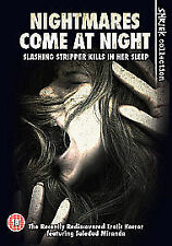 Nightmares Come At Night [1970] [DVD], Very Good DVD, Jack Taylor, Paul Muller,