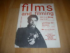 FILMS & FILMING Movie Magazine LADY L  Sacha PITOEFF cover Jan 66