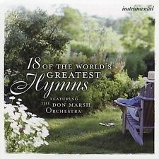 Unknown Artist 18 Of The Worlds Greatest Hymns CD