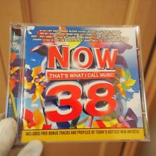 Used_CD Vol. 38-Now That'S What I Call Music Free Shipping FROM JAPAN BZ46