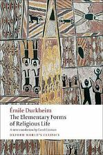 The Elementary Forms of Religious Life by Durkheim, Emile