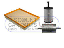 Oil Air Fuel Filter Peugeot 206 1.1 8v 1124 Petrol 60 BHP 10/98-3/06