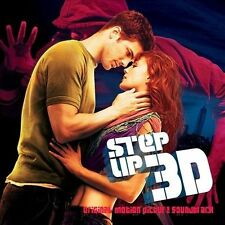 Step Up 3D Original Motion Picture Soundtrack 2010 ExLibrary