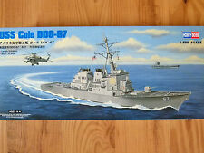 Hobbyboss 1:700 USS Cole DDG-67 Destroyer Model Kit