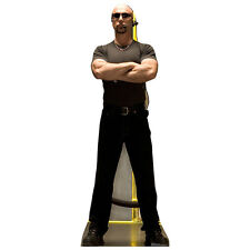 CLUB BOUNCER Mean Nightclub Doorman CARDBOARD CUTOUT Standee Standup Poster Prop