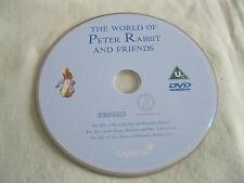 THE WORLD OF PETER RABBIT AND FRIENDS- DISC ONLY (DS) {DVD}
