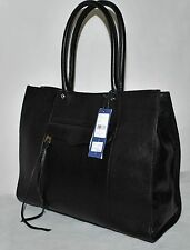 Rebecca Minkoff 'Medium MAB' Leather Tote, BLACK - NEW W/TAGS (See Condition)