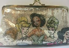Disney Princess Designer Collection Sequin Clutch - RARE!