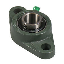 "UCFL206-20 1-1/4"" 2 Bolt Flange Block Mounted Bearing Unit FK Brand"