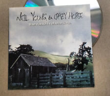 neil young and crazy horse-the ranch rehearsals rare australian import 1994