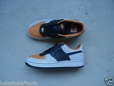 "Nike Air Force 1 Low Supreme 44 ""Safari"" Carriot/Black/Neutral Grey/Medium Grey"