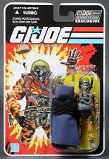 2016 GI Joe Convention Joe Con Freefall Paratrooper MOC Carded