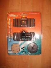 Rollei Helmet & Surf Mount for Youngstar + Racy - Bike/Surfer Camera Mount