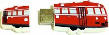 Designed wie ein Schienenbus USB Stick 2 GB von Eurotrain NEU #HU4 µ