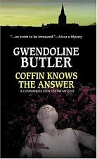 Coffin Knows The Answer (Commander John Coffin Mysteries), Butler, Gwendoline, 0