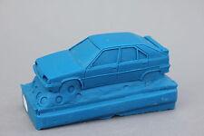 Rare matrice résine CITROEN BX sport voiture 1/43 Heco modeles véhicule bleu US