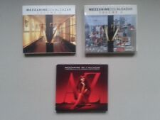"LOT CLUB ""MEZZANINE DE L´ALCAZAR"" : 2CD Vol. 3, 2CD + DVD Vol. 4, 2CD Vol.6"