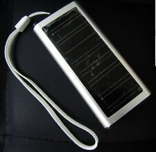 Portable Solar Mobile Charger For Cell Phones, iPhone & iPod
