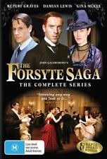 The Forsyte Saga - The Complete Series DVD 5-Disc. R4 Damien Lewis NEW NEW NEW