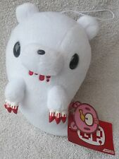 Official Chax GP TAITO Gloomy Bear White Ghost Soft Plush Toy Japan Kawaii 8.5""