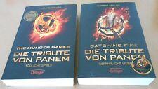 Tribute von Panem: Tödliche Spiele/Hunger Games, Gefährliche Liebe/Catching Fire