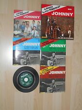 JOHNNY HALLYDAY - rare cd single x3 - France - Boxset  (#23)