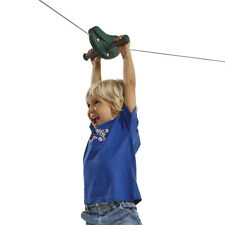 ZIP LINE WIRE 30m RED Outdoor flying fox Play Equipment Playground special needs