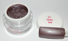 Color gel UV/CCFL/LED  7ml  Grey Ice  N°21 Naility USA gel de couleur