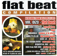 Flat Beat Compilation CD 1999 Mint Nitelite Records ‎– NL 10-99 CD