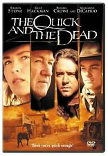 Quick and the Dead (2006, DVD NEUF) CLR/CC/5.1/WS/Keeper