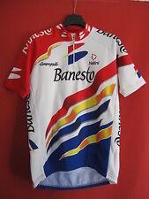 Maillot cycliste Banesto Nalini Campagnolo Rare Equipe pro 1996 - 4
