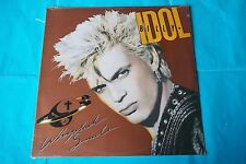BILLY IDOL WHIPLASH SMILE LP  SEALED CHRYSALIS