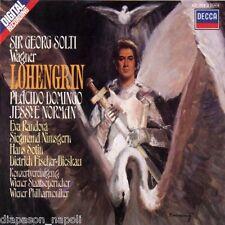 Wagner: Lohengrin / Solti, Domingo, Norman, Fischer-Dieskau - CD Decca