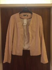 Dorothy Perkins Pale Pink Women's Business Jacket (Size 14) ***NEW WITH TAGS***