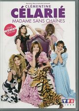 DVD ZONE 2 SPECTACLE--CLEMENTINE CELARIE--MADAME SANS CHAINES--2007
