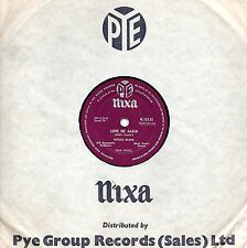 """PETULA CLARK 78 """"  LOVE ME AGAIN / IN A LITTLE MOMENT """" UK  PYE NIXA N 15135 V+"""