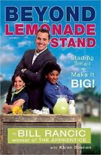 Beyond the Lemonade Stand, Rancic, Bill, Good Book