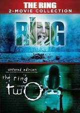 The Ring Two/The Ring (DVD, 2016, 2-Disc Set)