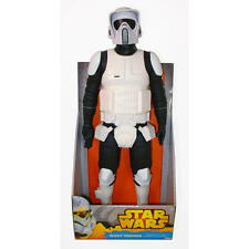 "Star Wars Rebels: Animated Series - Scout Trooper 18"" Action Figure"