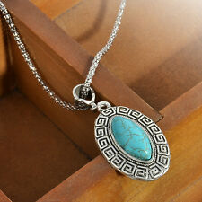 New Fashion Jewelry Pendant Crystal Chain Chunky Statement Beaded Necklace 1pc