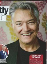 MARTIN SHAW interview UKmag 2011 Dominic West Daniel Mays Dr Who Elisha Cuthbert