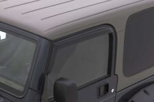 In-Channel Window Deflector VentVisor 2-Piece 2007-2013 Jeep Wrangler AVS 192328