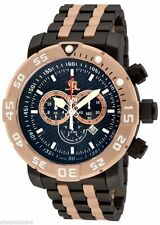 Invicta 14289 Sea Base Swiss Chrono Sapphire Crystal Titanium Bracelet Watch