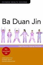 Ba Duan Jin: Eight-section Qigong Exercises (Chinese Health Qigong), Textbook Bu