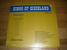 KINGS OF DIXIELAND SERIES volume one LP Record - sealed